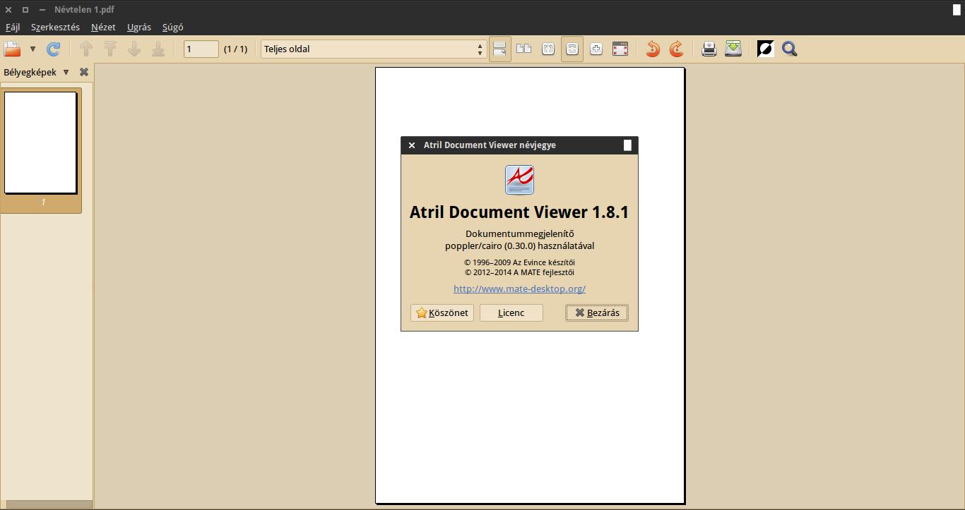 Atril 1.8.1