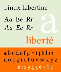 Linux Libertine illusztráció