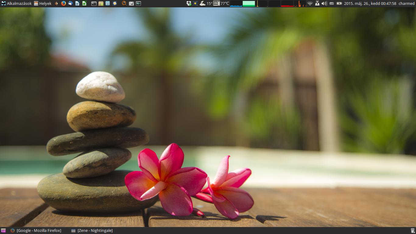 Xubuntu Core - Kész