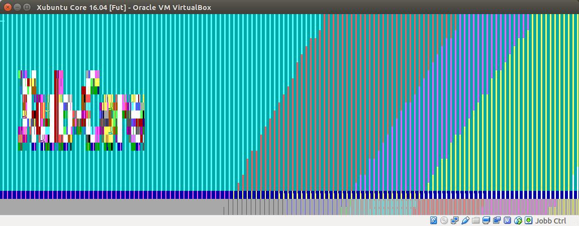 VirtualBox X hiba