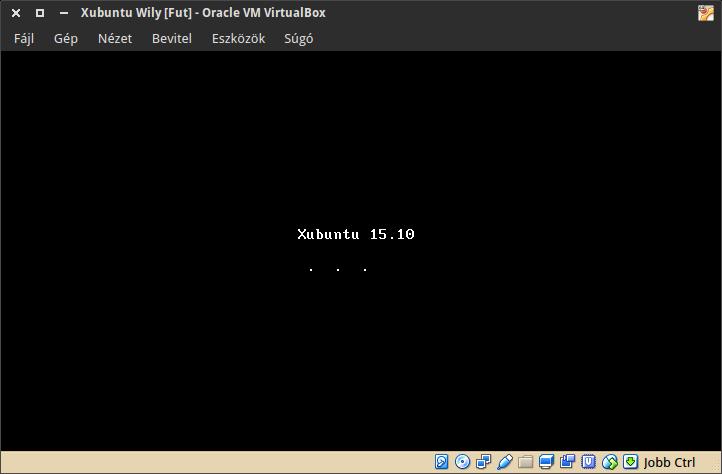 Xubuntu LiceCD boot