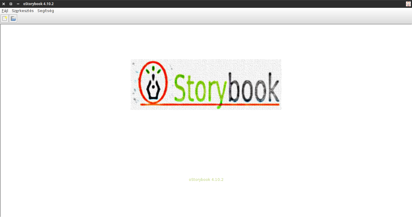 oStorybook alaphelyzet