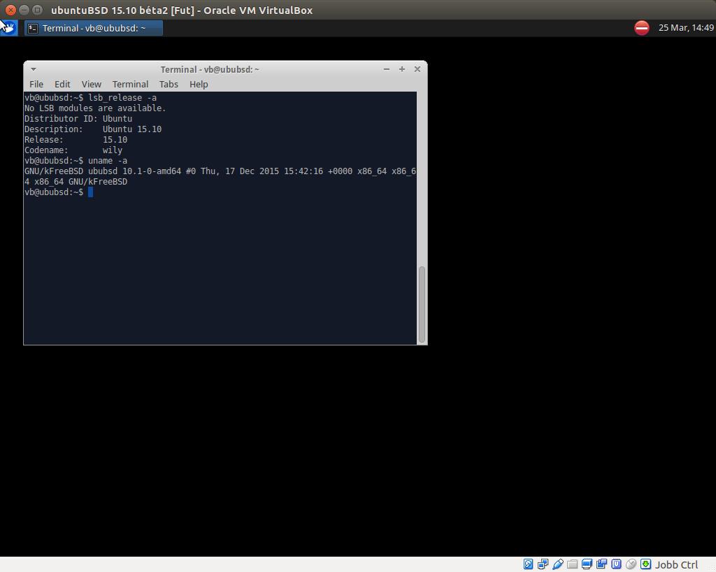 kernel verzió