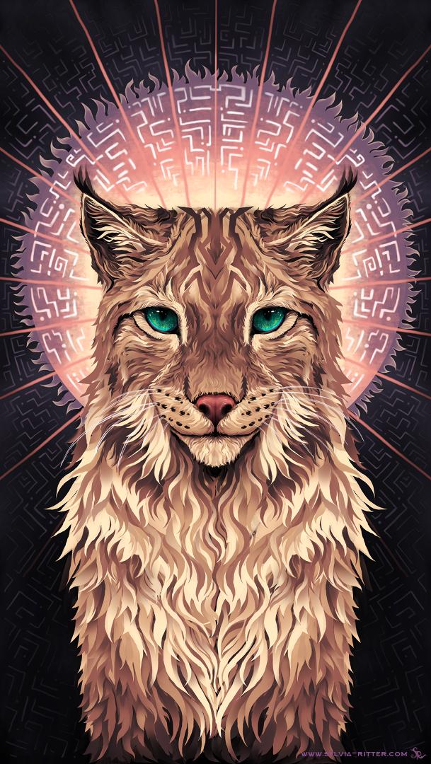 Lucid Lynx (10.04) © Sylvia Ritter