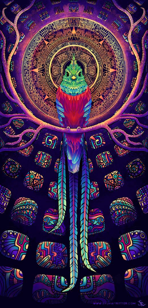 Quantal Quetzal (12.10) © Sylvia Ritter