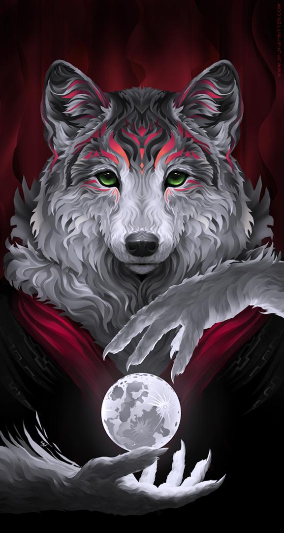 Wily Werewolf (15.10) © Sylvia Ritter