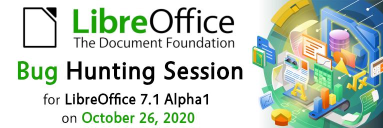Első LibreOffice 6.2 hibavadászat