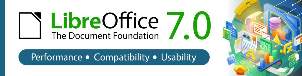 LibreOffice 7 logó