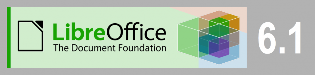 LibreOffice 6.1 háttérkép