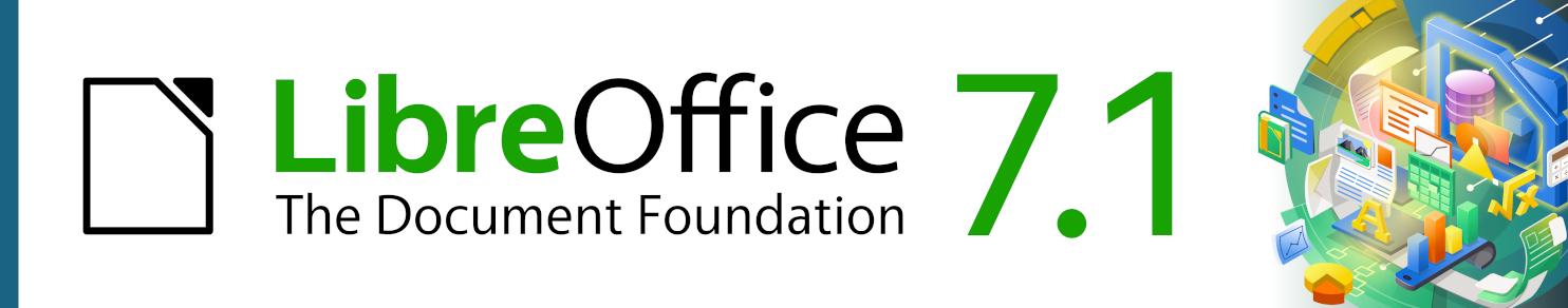 LibreOffice 6 logó