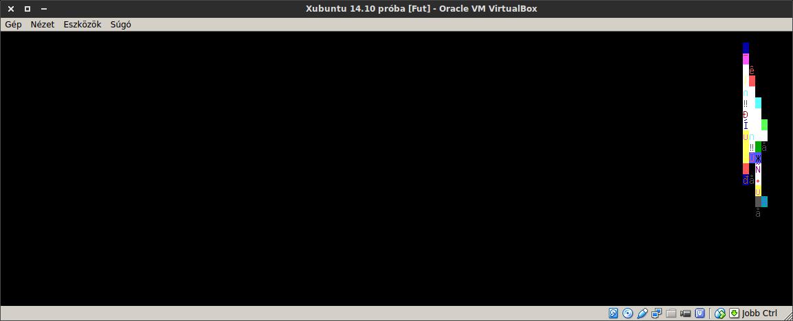 tartalom: Ubuntu vs. VirtualBox indítási probléma