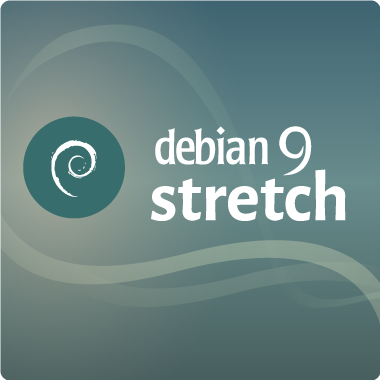 Debian logó