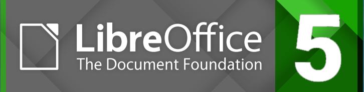 LibreOffice 5 logó