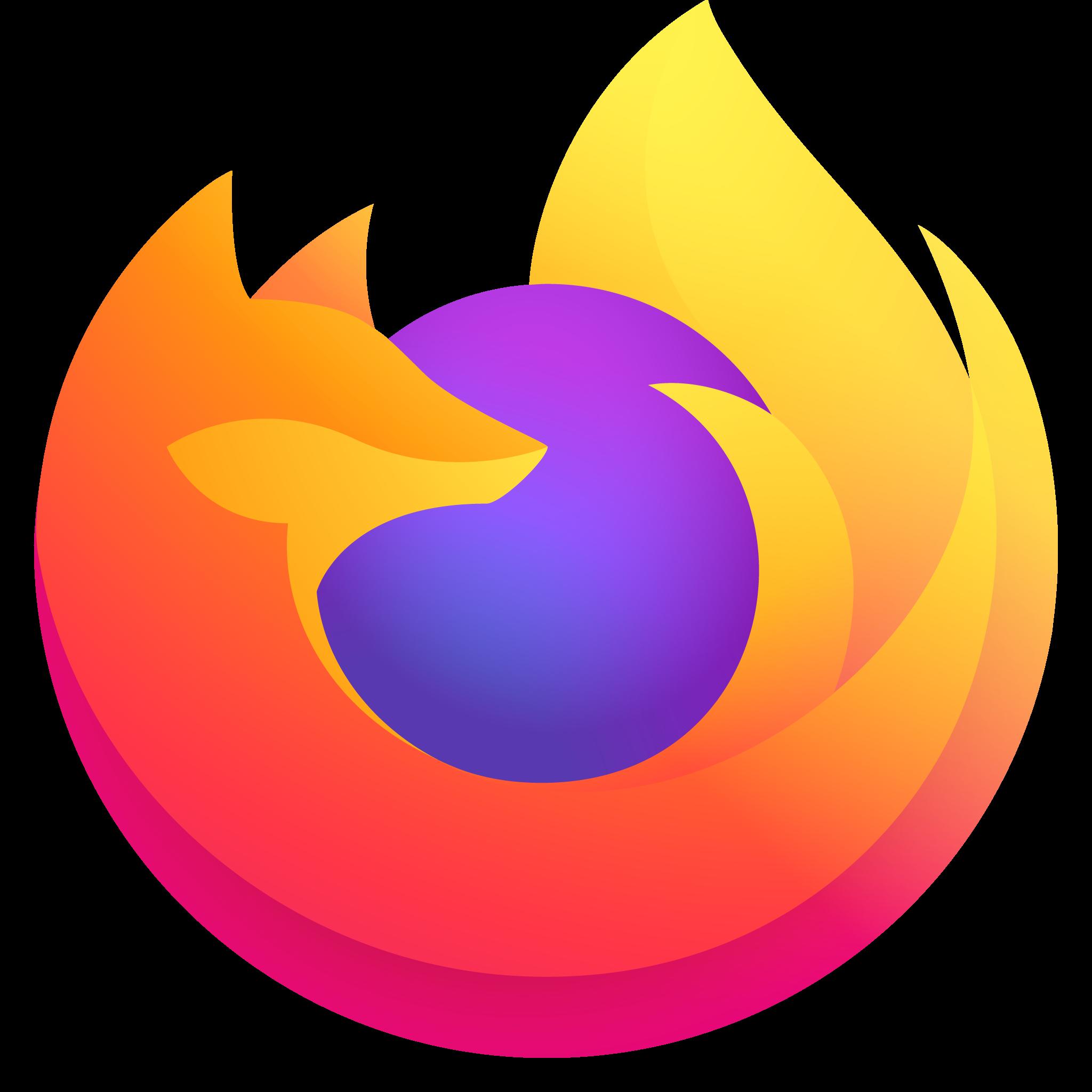 Firefox logó