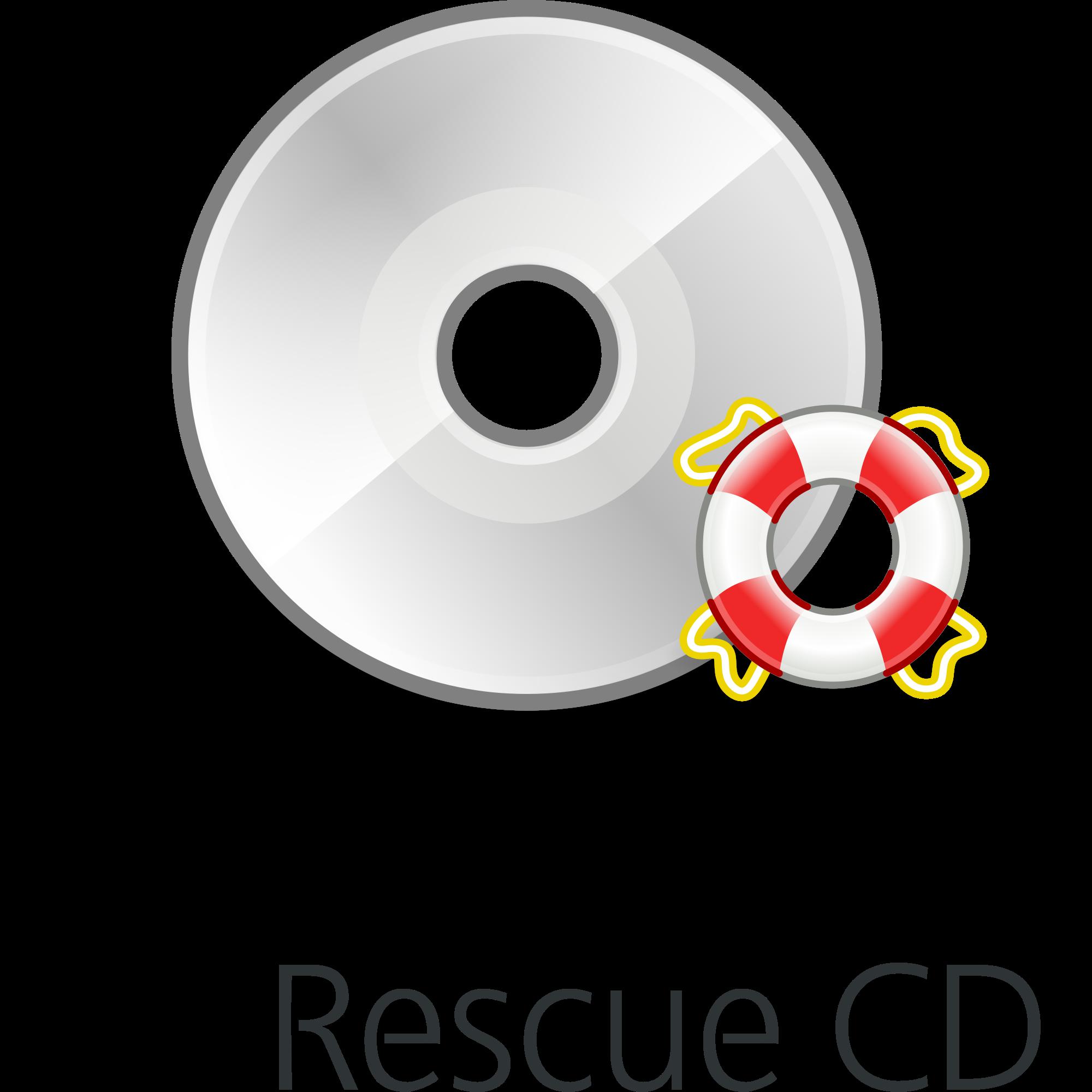 SystemRescueCD logó