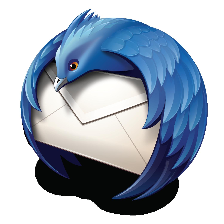 Thunderbird logó