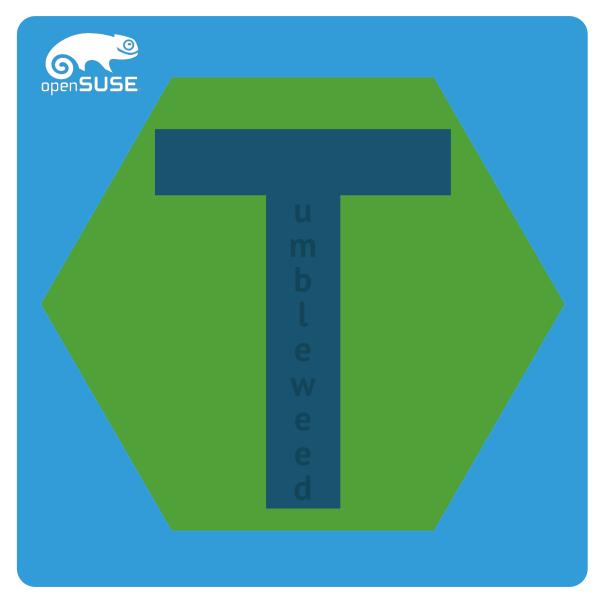 OpenSUSE Tumbleweed illusztráció