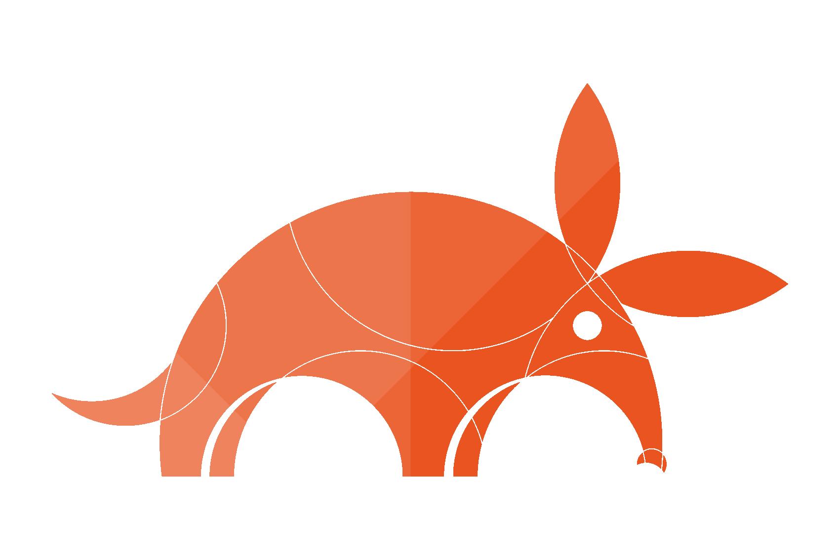 Ubuntu Aardvark logó