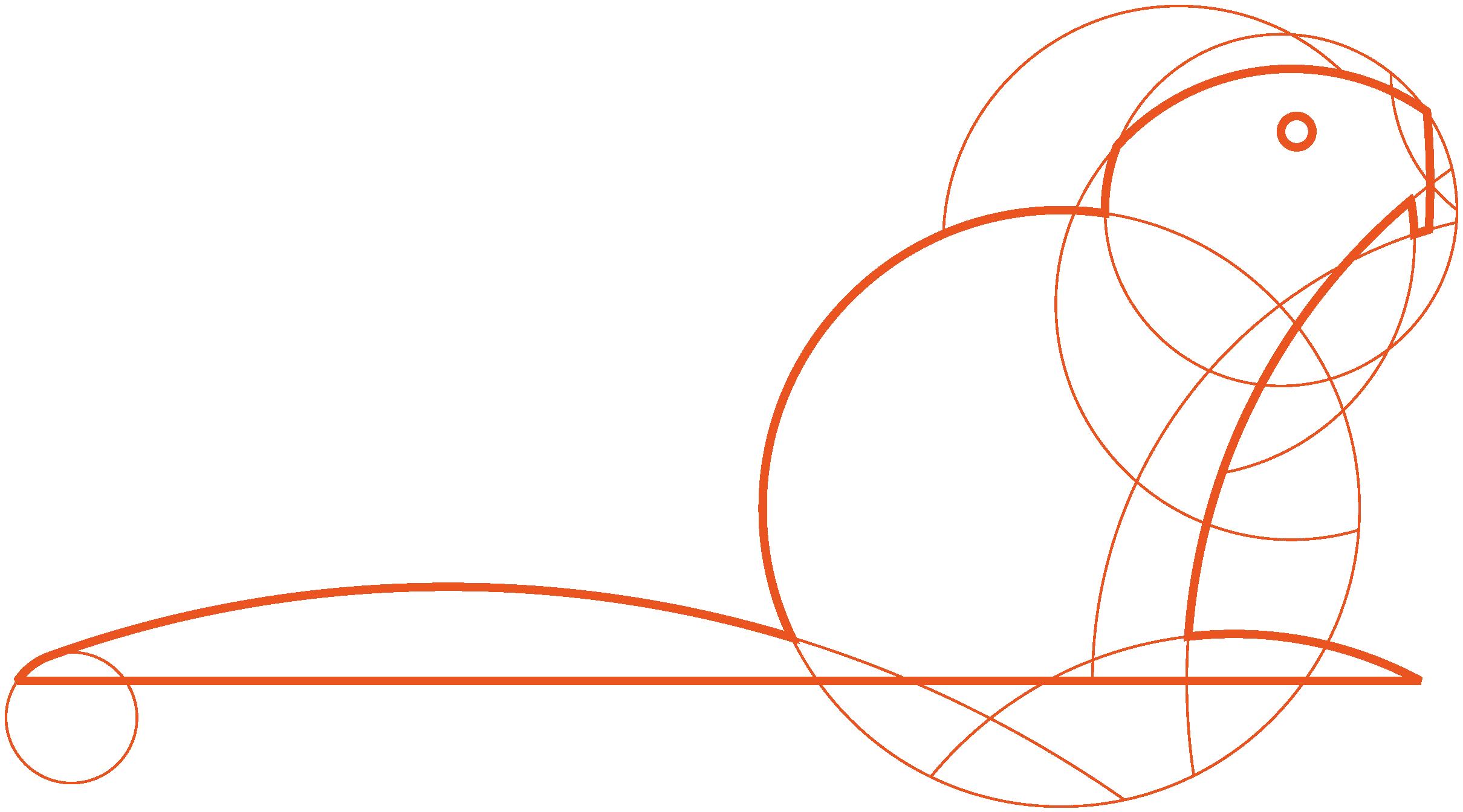 Ubuntu Beaver logó