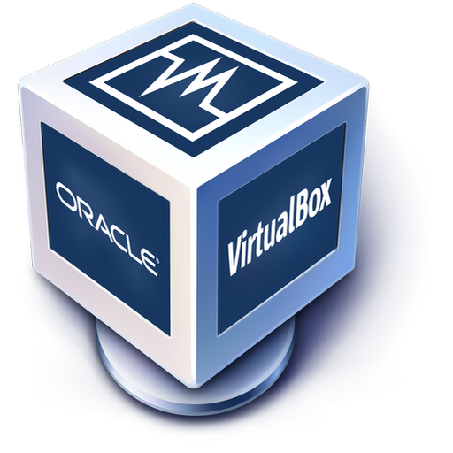 Virtualbox logó