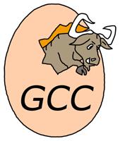 GCC logó