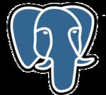 PostgreSQL logó