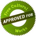 szabad kulturális munka logó