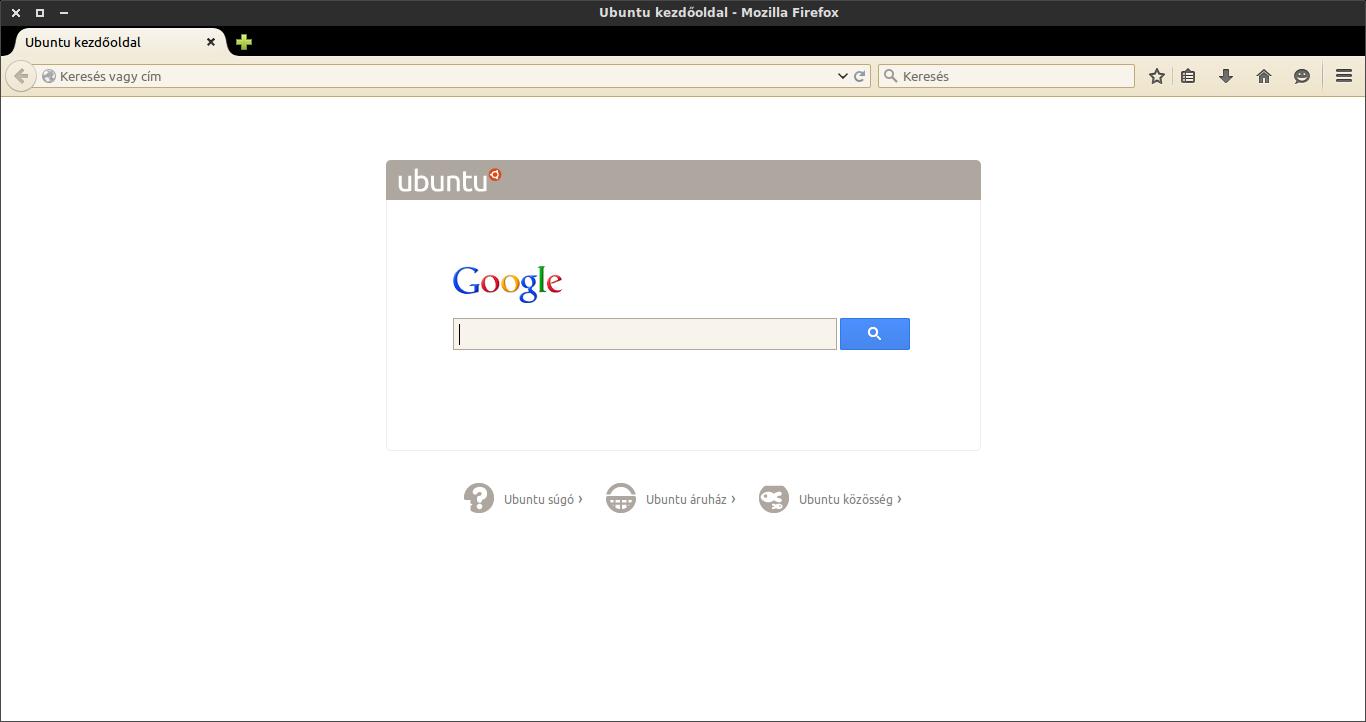 Alapértelmezett Firefox