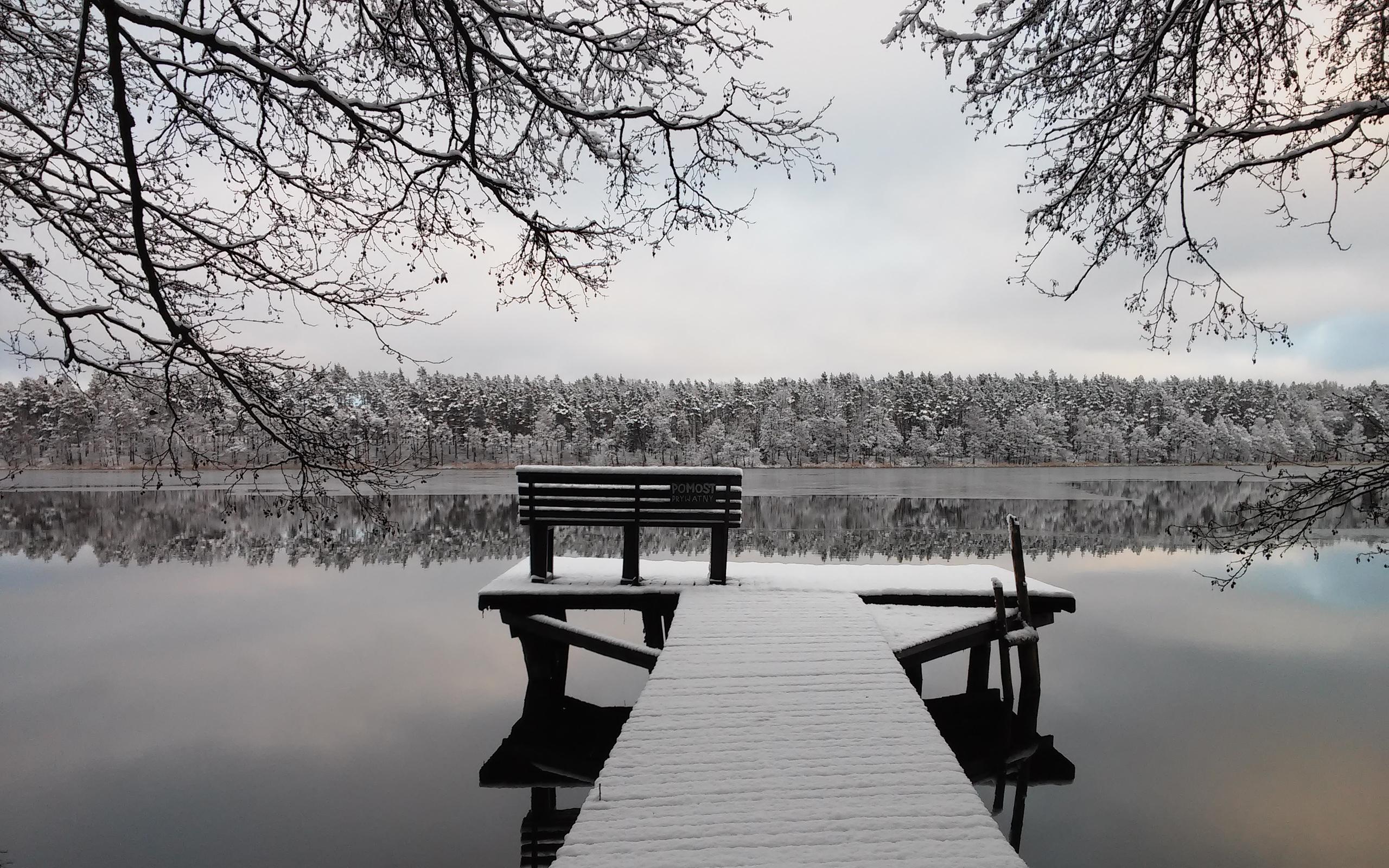 Dock Winter