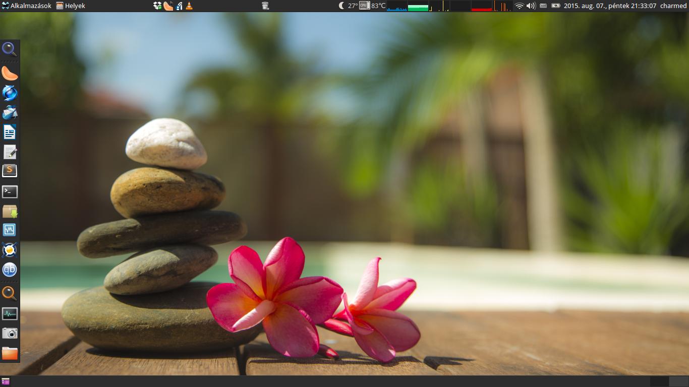 Xubuntu Core Korora style