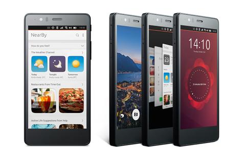 Ubuntu telefonok