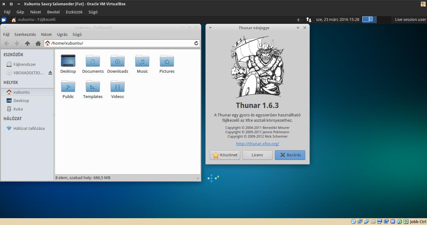 Xubuntu 13.10 Thunar