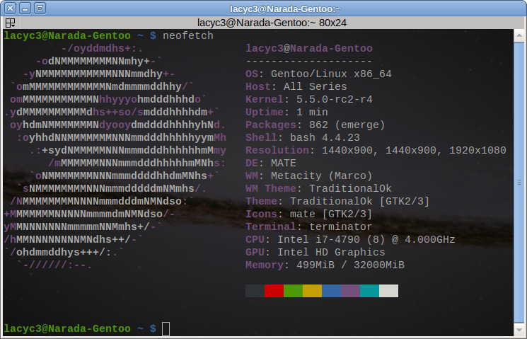 linux 5.5-rc2 fut