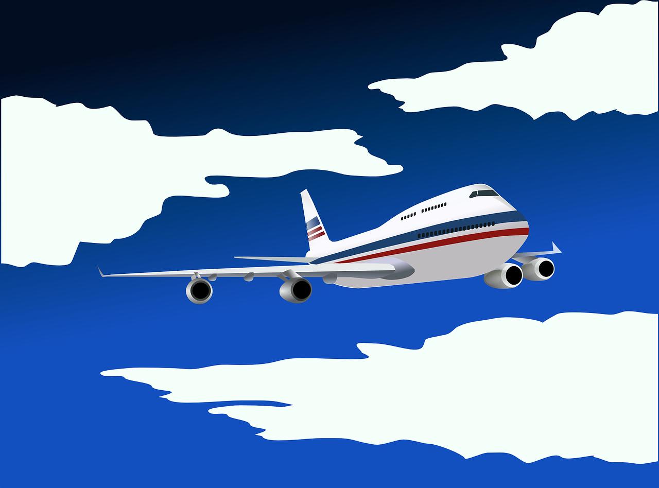 repülőgép illusztráció