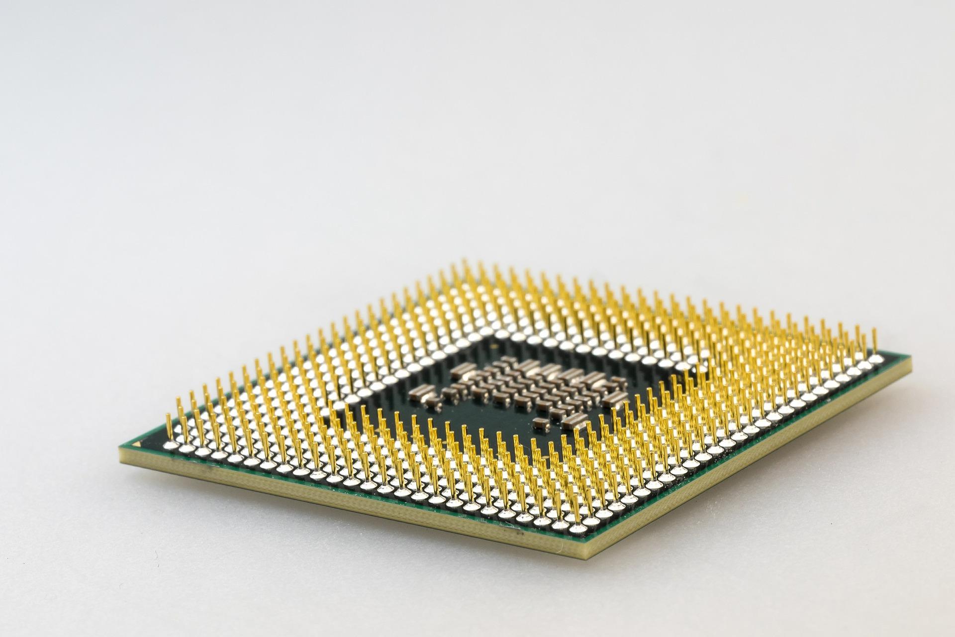 CPU tűk