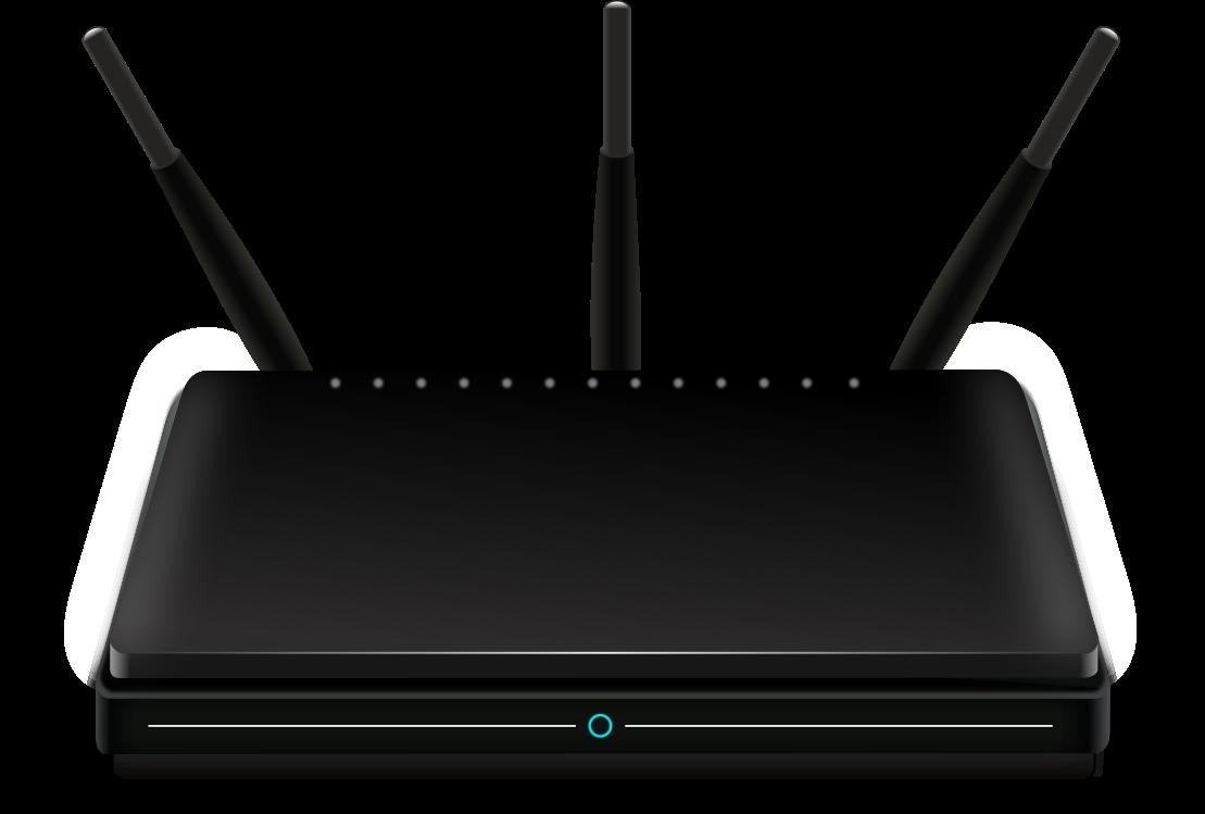 router illusztráció