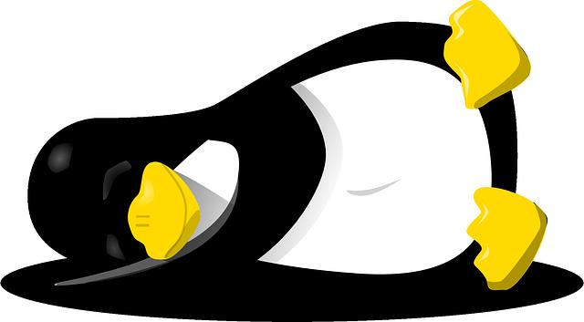 alvó Tux