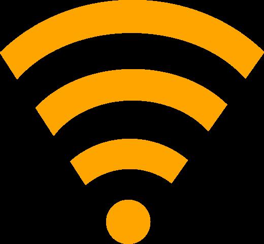 vezeték nélküli hálózat illusztráció